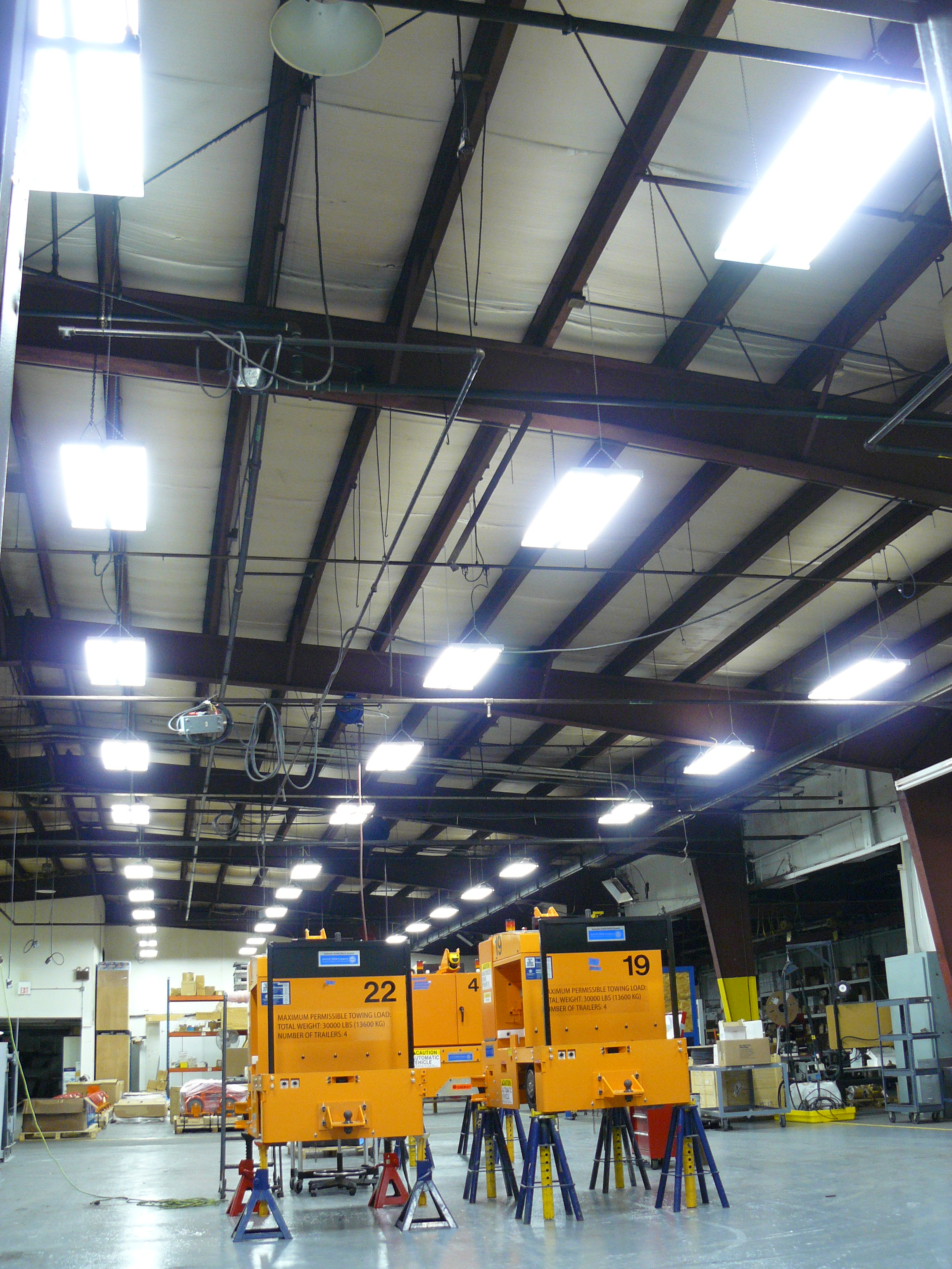 Factory Lighting Select Electric Company