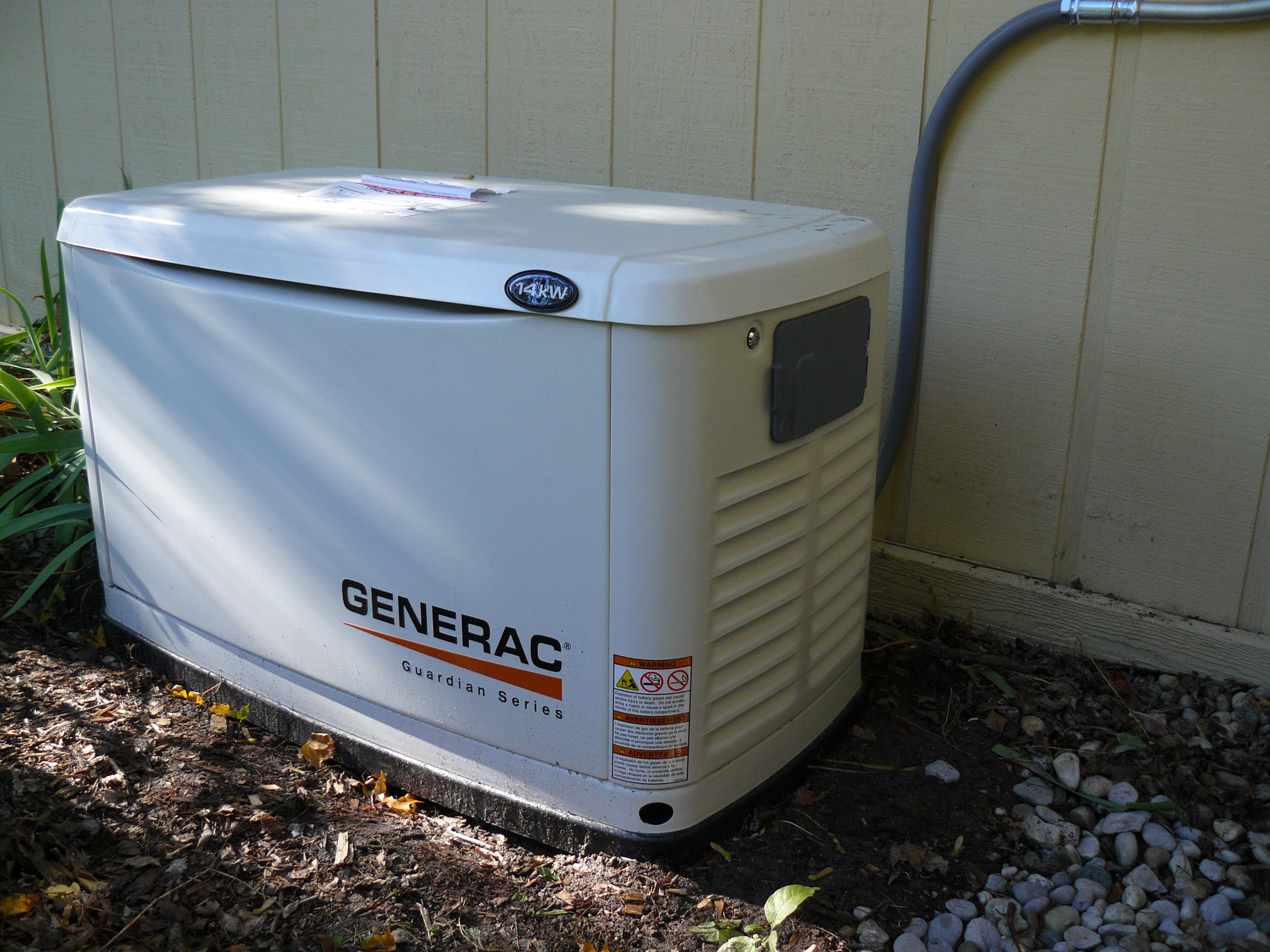 Back up Generator Install Charlevoix Michigan